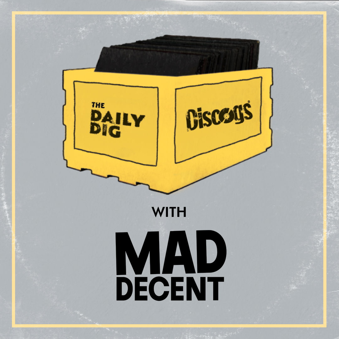 Those test pressings are hot! Check out @maddecent Records for todays Daily Dig! bit.ly/DD_MadDecent_T