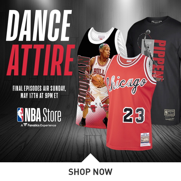Get your Dance Attire ready for the final episodes of The Last Dance this Sunday 🕺 on.nba.com/2Wy1mqm