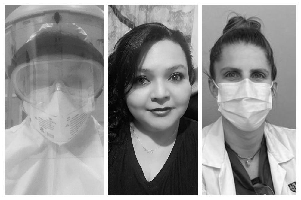 Esta semana fue el #DiaInternacionaldelaEnfermera  Analuisa Lares y Sandra López son dos enfermeras en la primera línea de combate al #COVID19 y aquí están sus testimonios... Lee  https://t.co/RjK4W5iuG8 https://t.co/thXXaFAeVM