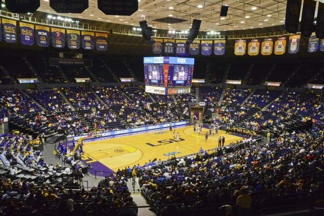 Truly blessed to receive and offer from  Louisiana state university💜! https://t.co/JWpMhbR4CC