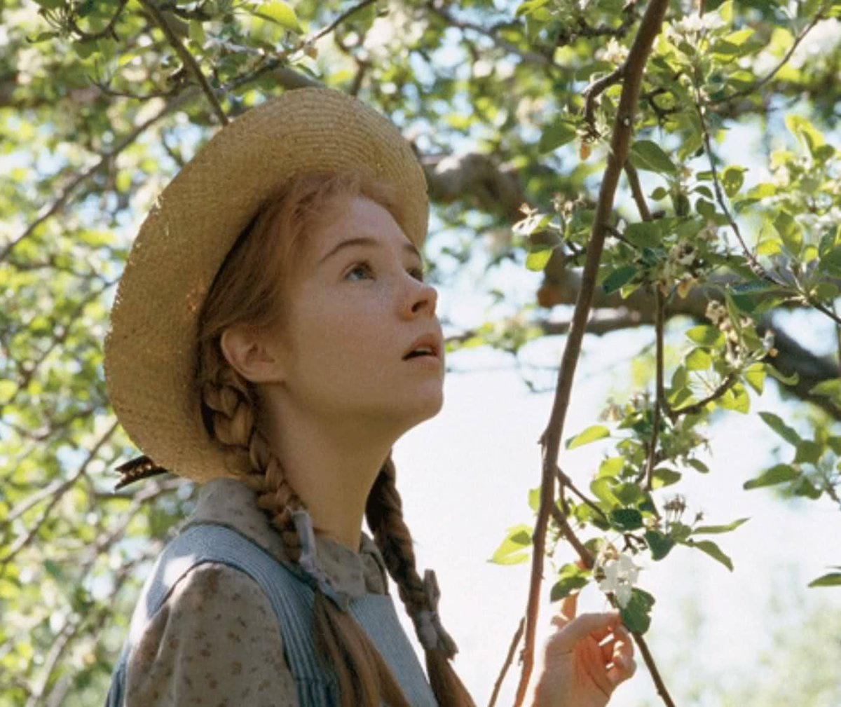 Your Quarantine Personality as Anne Of Green Gables Characters, a thread: ANNE -imagines it isn't really happening -but fantasizes about nursing sick hot guys -writes book about helping instead of helping