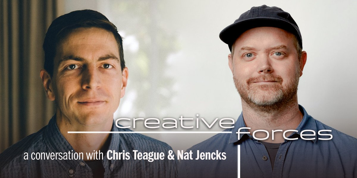 Mark your calendars: our last #CreativeForces Online event of May is coming up on next Friday, featuring special guests DP Chris Teague & Colorist @natjencks! They'll be talking @RussianDoll with moderator @geoffsmithphoto so be sure to register now http://www.abelcine.com/learn/calendar/creative-forces-online-chris-teague-and-nat-jencks…pic.twitter.com/xnNgaxapQl