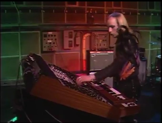 Also happy birthday, Brian Eno.