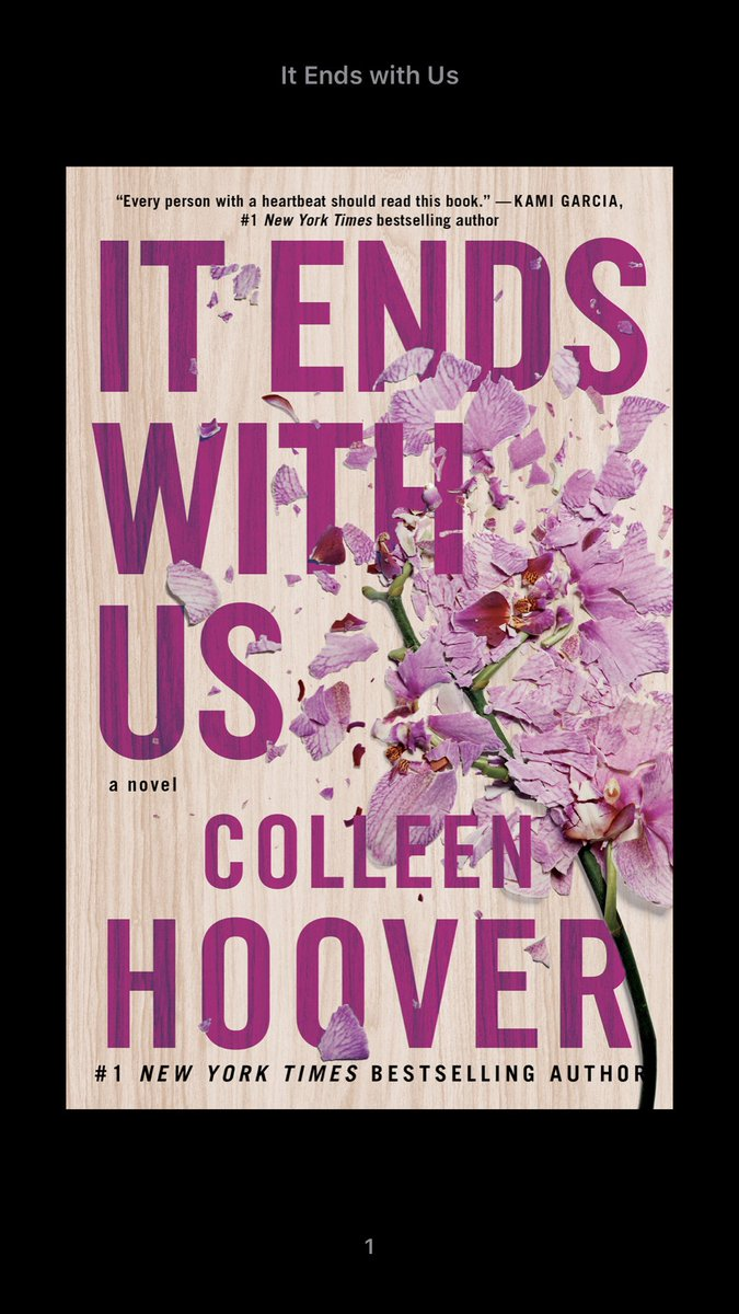 Do you think Nigerians don't read? You adapted Colleen Hoover's It Ends With Us into a movie. Same plot, same title. I mean, have some decency for God's sake. twitter.com/ROKNigeria/sta…