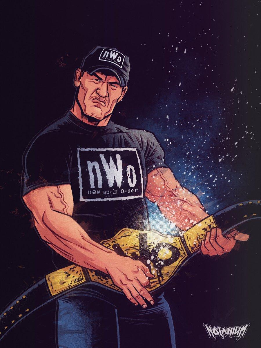 RT @Nolanium: 4-Life. @JohnCena #JohnCena #WWE #NWO #FireFlyFunhouse #Wrestlemania36 https://t.co/VJCoqgMX55