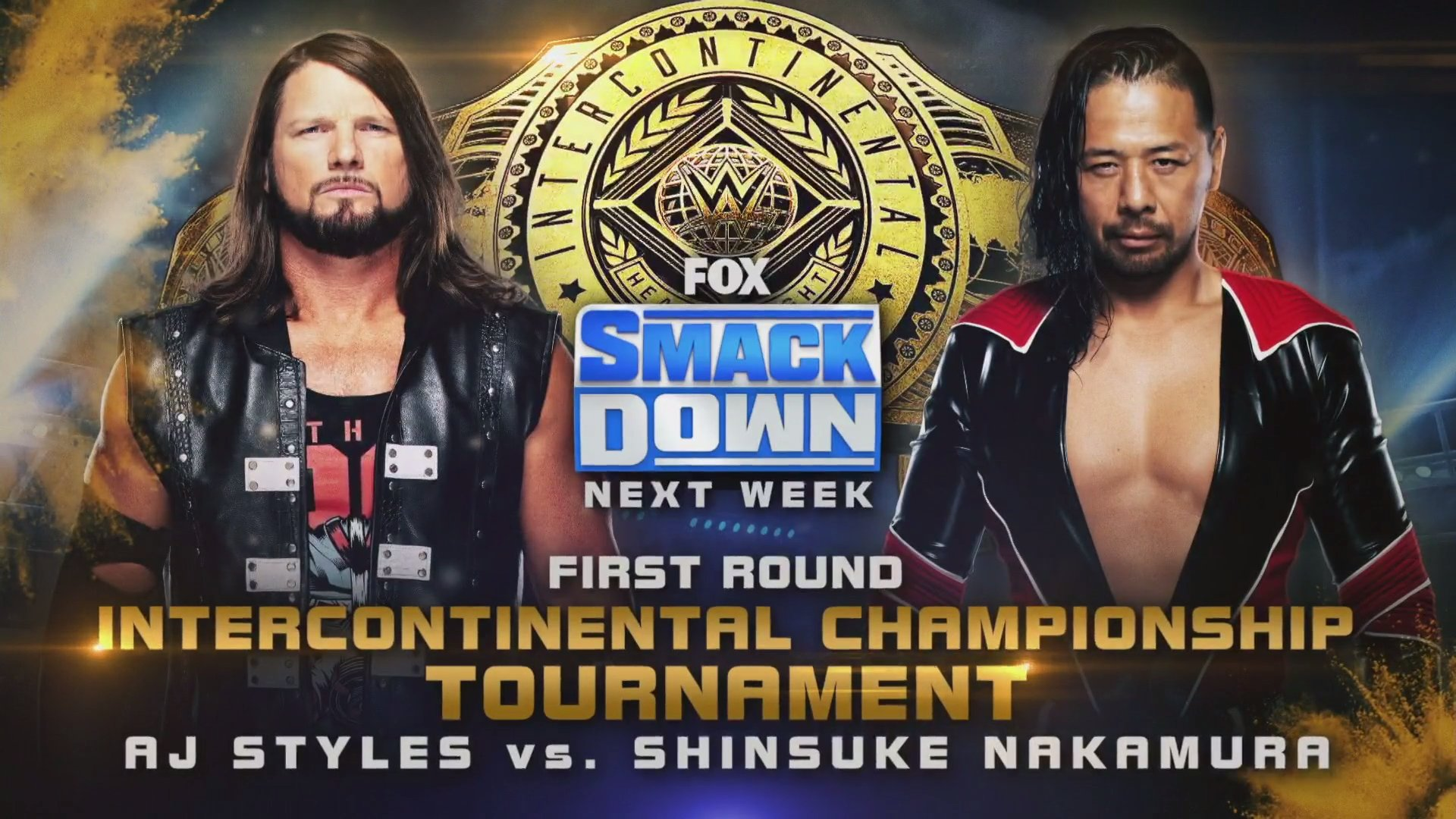 WWE Smackdown Preview (22/05/20): Champion vs Champion; IC Title Tournament 2