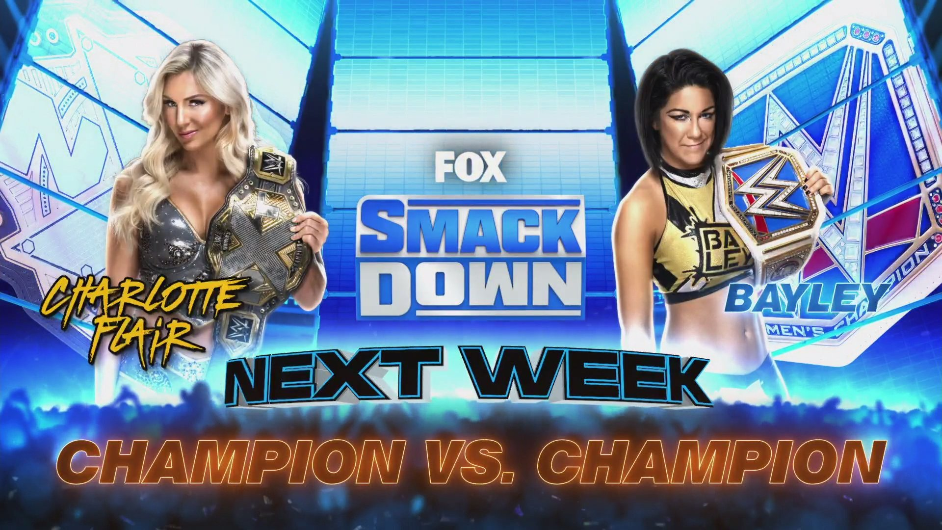 WWE Smackdown Preview (22/05/20): Champion vs Champion; IC Title Tournament 1