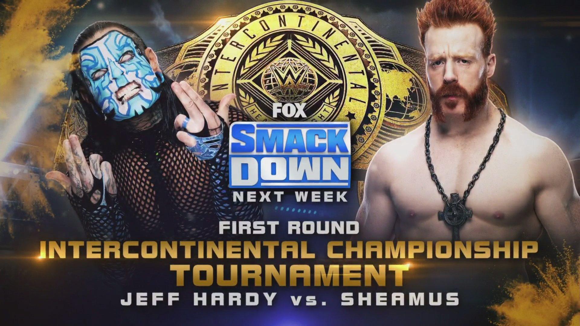WWE Smackdown Preview (22/05/20): Champion vs Champion; IC Title Tournament 3