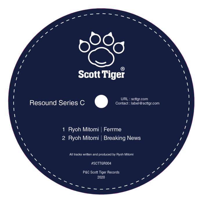 Ryoh Mitomi - Resound Series C / Scttgr. ベルギーのR&S、Richie HawtinのM-nus、テクネイジアのMinimaxima等からリリースを重ねるアーティスト。 https://t.co/vXWJQ5mE7Z  #techno #scttgr #bandcamp #ryohmitomi #amochi https://t.co/9sdTzrM0zZ