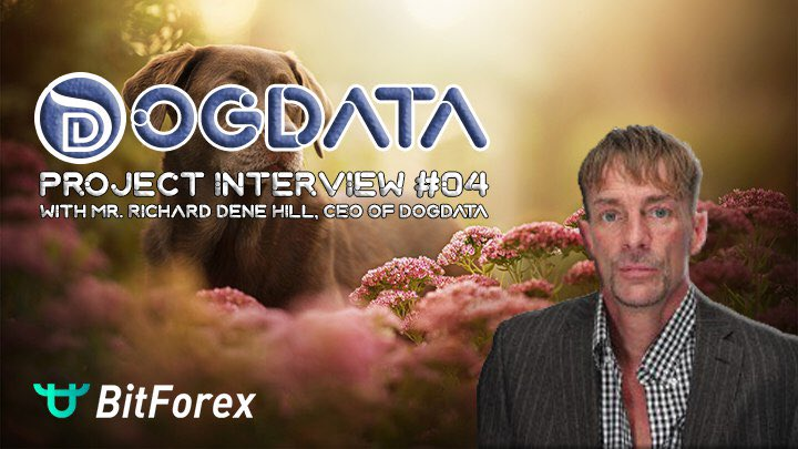 http:// MyDogData.com     – Interview with Richard Dene Hill, CEO of DogData Project    https:// coinpressmedia.com/2020/05/16/dog data-project-interview-with-richard-dene-hill-ceo-of-dogdata-project/  …   #ama #blockchain #dogdata #dogblockchain #mydogdata #bitforex #ieo <br>http://pic.twitter.com/CXCFZtEAhM