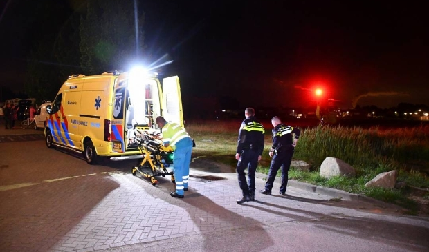 Traumahelikopter landt in Hansweert voor medische noodsituatie -..