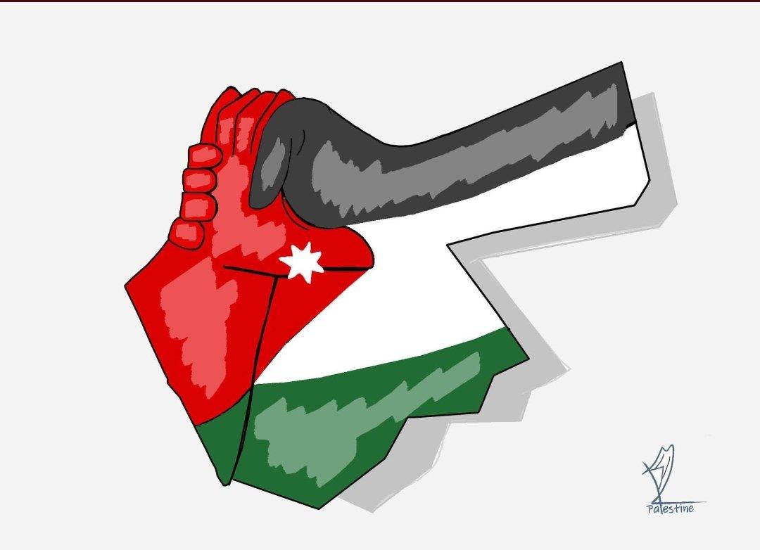 ברשות הפלסטינית מוקירים היום את אמירותיו/איומיו של המלך עבדאללה לגבי ההשלכות של צעדי סיפוח באיו'ש.