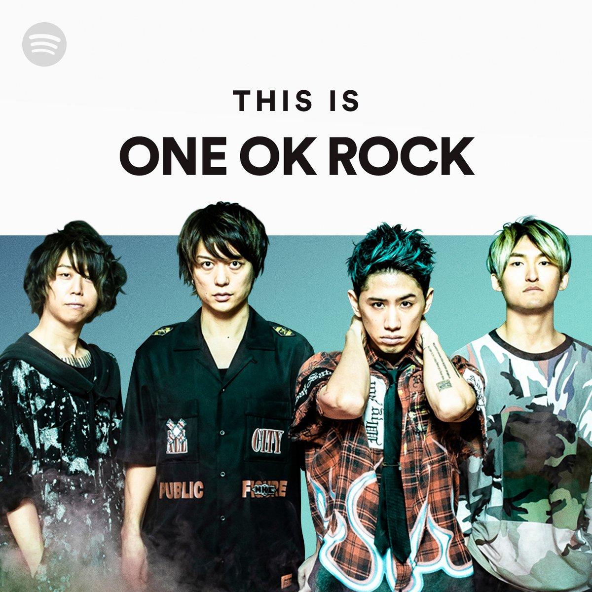 / ㊗ONE OK ROCK Spotifyで 7億回再生 & マンスリーリスナー数が 200万人を突破🎉🎉 \ Spotifyでさらに @ONEOKROCK_japan の世界へ⚡️ This Is ONE OK ROCK 👉spoti.fi/ThisIsOOR 彼らがセレクトしたプレイリスト Listening Together #聴いてつながろう 👉 spoti.fi/ListeningToget…