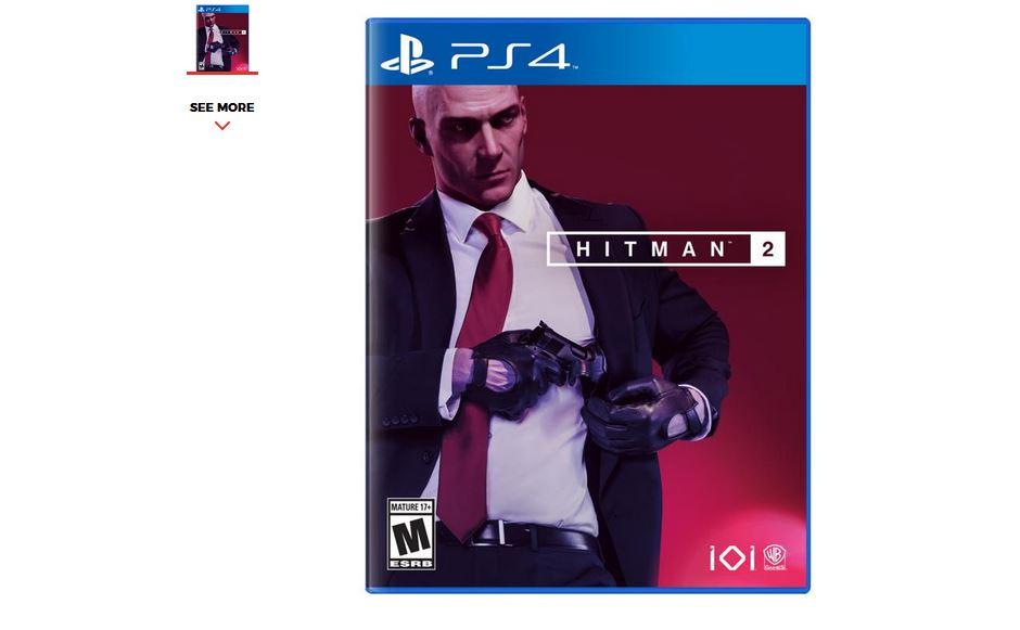 Cheap Ass Gamer On Twitter Hitman 2 Ps4 X1 14 99 Via Gamestop