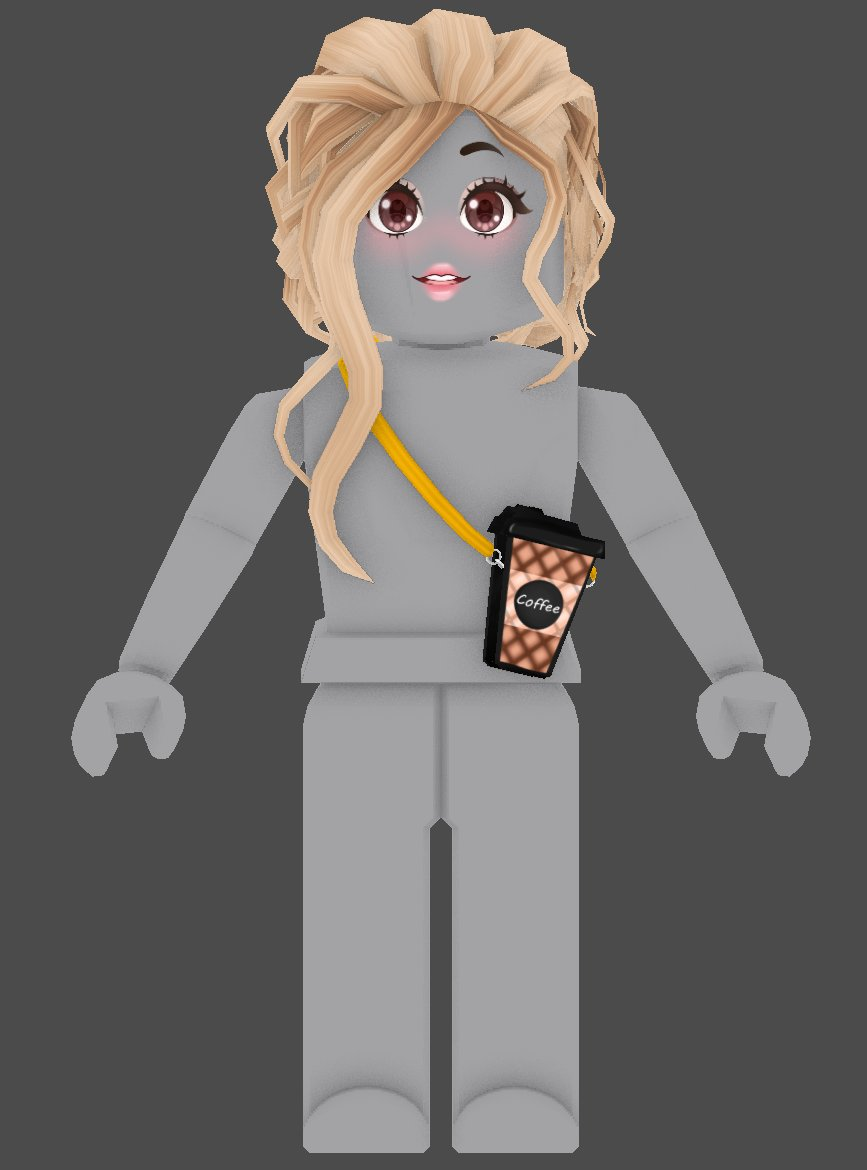 Base Body Roblox Erythia On Twitter Hi I Like Coffee W Do U Modeled This Little Coffee Cross Body Purse Today I Really Love Coffee So Truly This Is Going To Be One Of My Favorites