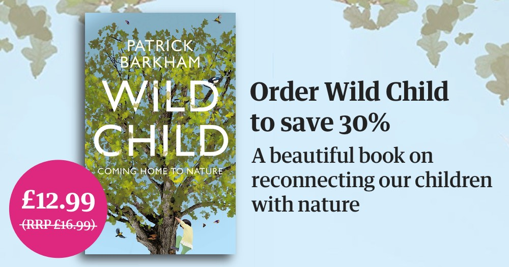 In this timely and personal book, Guardian writer Patrick Barkham draws on his own experience as a parent and a forest school volunteer to explore the relationship between children and nature @GrantaBooks @patrick_barkham @guardian guardianbookshop.com/wild-child-978…
