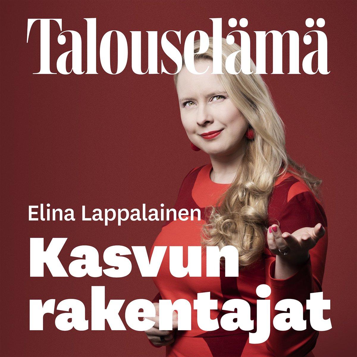 Pontoksen portfolioyhtiön @HintsaPerform toimitusjohtaja Annastiina Hintsa @ElinaLappalaine #Kasvunrakentajat-podcastissa. Klikkaa kuuntelemaan! #PontosPortfolio
