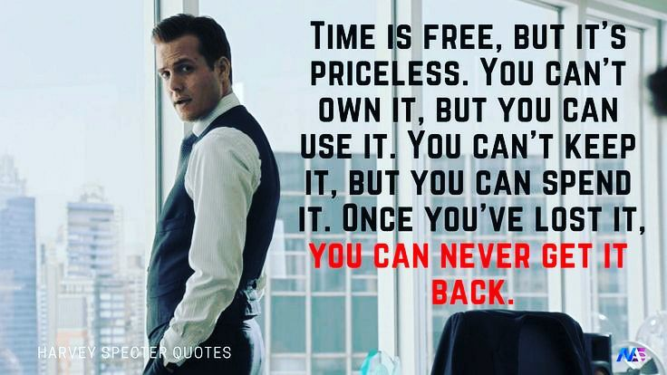 #harveyspecter you are damn right as always. You are one of the strongest characters in the history of #entertainment have ever made with #suits.  ____ #harveyspecterquotes #whatwouldharveydo #quote #quotes #saturdayvibes #saturdaymotivation #saturdaythoughtspic.twitter.com/0RGfJoRC8e
