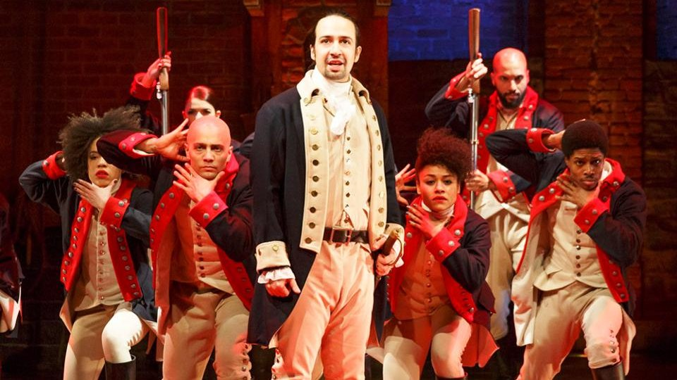 The filmed version of 'Hamilton' will premiere on Disney+ in July—a year ahead of schedule https://t.co/OLkPM2XnpE https://t.co/fF4LR1Q19G
