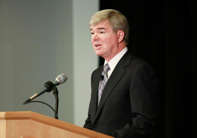 NCAA president: 'Almost inevitable' athletes will get COVID-19
