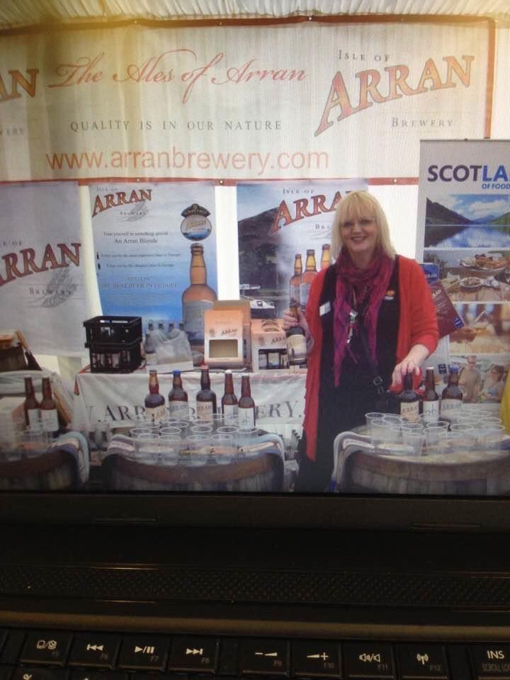 George square Glasgow five years ago #Arran brewery #Red squirrel 🐿😊