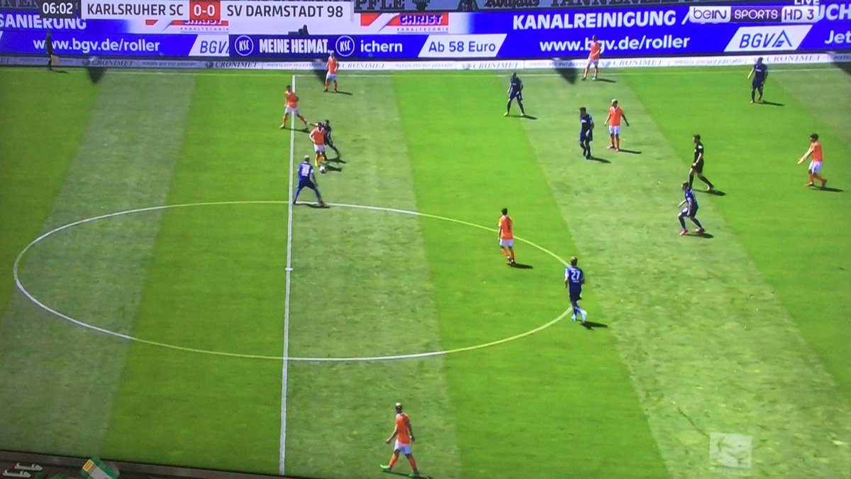 Andy Peoples On Twitter It S A Strange World Never Thought I D Be Happy Watching The German 2nd Division With Arabic Commentary