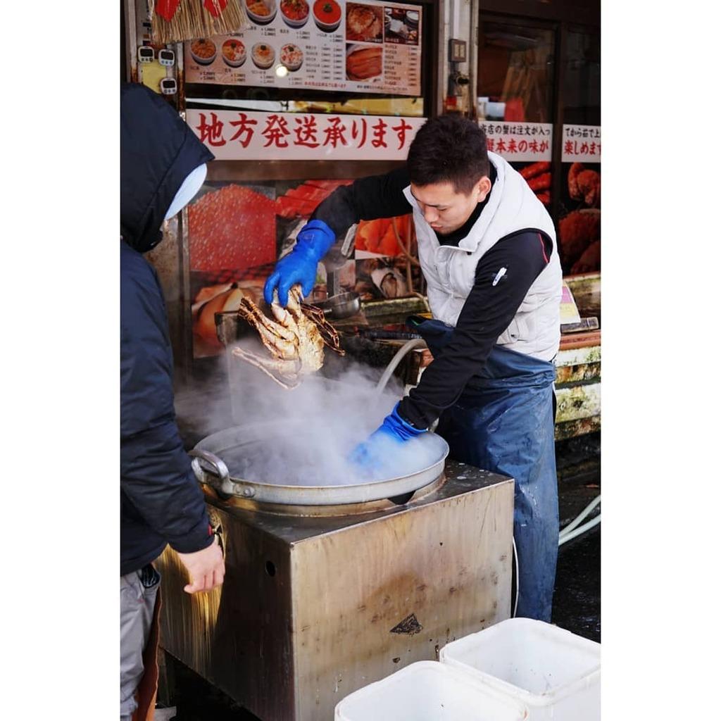 Kepiting rebus . . . #japan #hakodate #shoot2kill #streetshared #streetmobs #urbanphotography #streetphotography #streetexploration #urbanandstreet #imaginatones #streettogether #streetmagazine #streetmobs #peopleinsquare #moodygrams #illgrammers #instam… https://instagr.am/p/CAP5rnLjytx/pic.twitter.com/mBfONNguRv