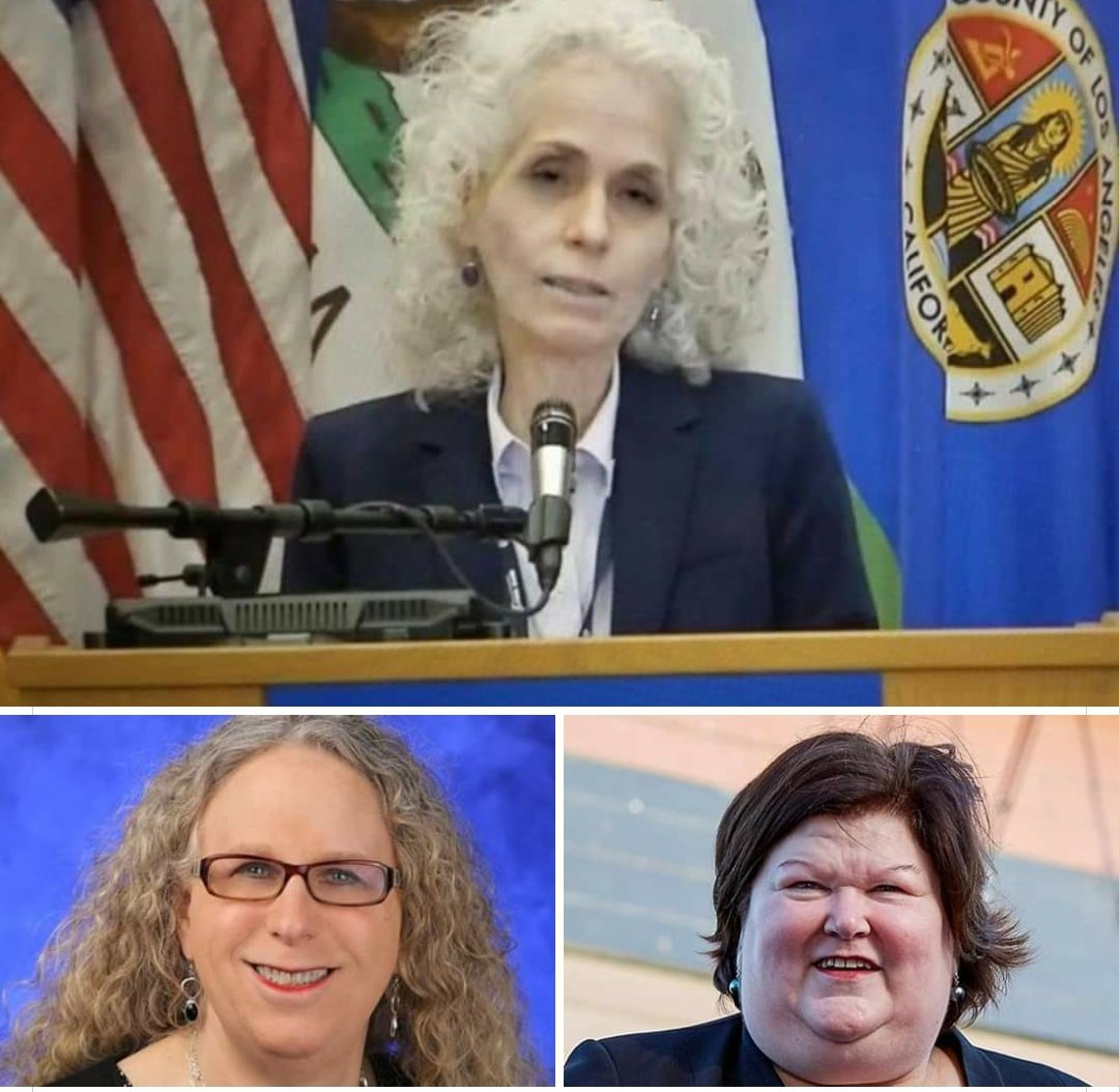 The Health Directors of L.A, Pennsylvania, and Belgium. Choose your fighter: