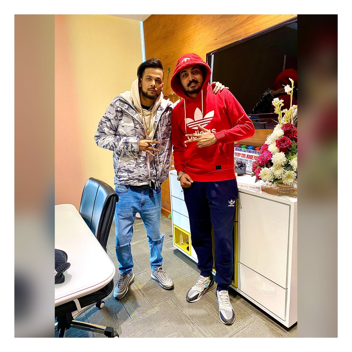 Every person that you meet, knows something you don't : Learn from them🤗 Ikka in the house baby🤟🔥 #ikka #supportikka #rap #rapking #humbleperson