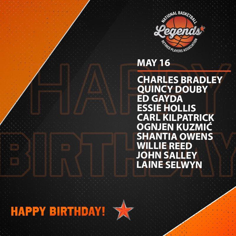 Wishing a HAPPY BIRTHDAY to these Legends 🎉   #LegendsofBasketball #NBABDAY #WNBABDAY https://t.co/OVnjrCBuMM