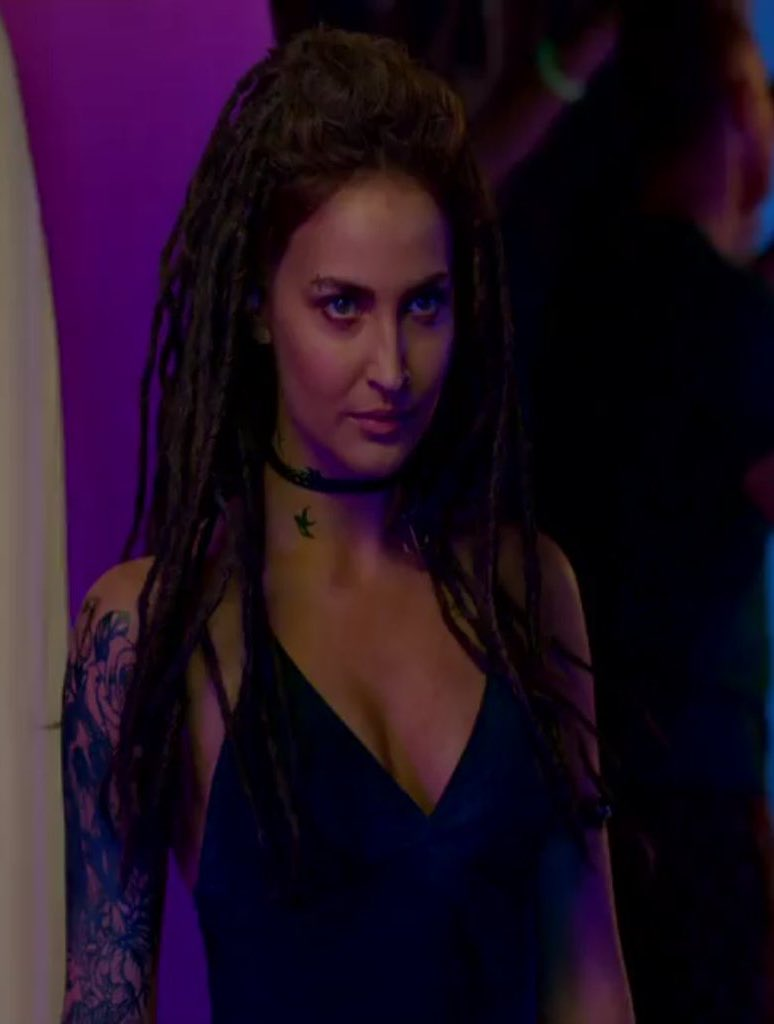 Elli Avrram On Twitter Malang 1 On Netflixindia Jesse Is Definitely A Character I Miss A Lot Was Always A Wild Deep Fun To Step Into Her Look Wise Character Wise Malang