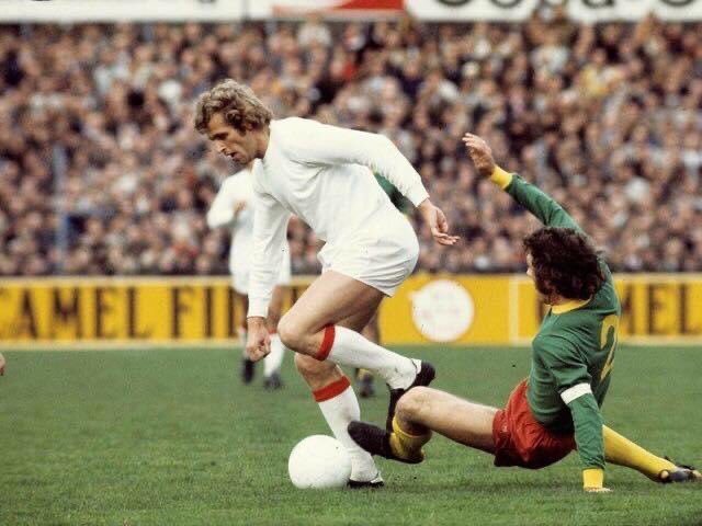 #PietKeizer and #AadMansveld in the match between #Ajax and #ADODenHaag.   #ajaado https://t.co/OmZ2FTgTs8