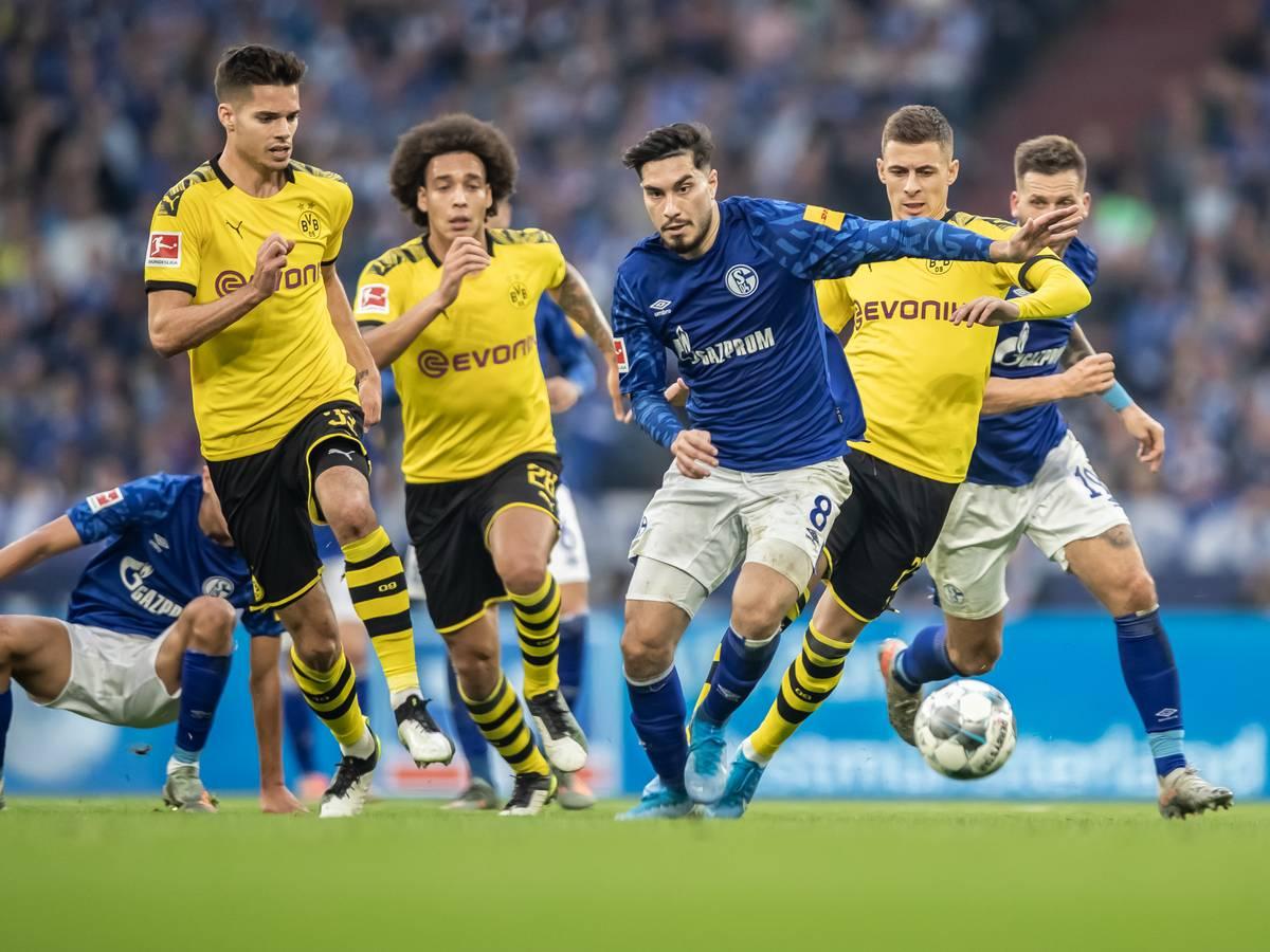 Xem lại Dortmund vs Schalke 04, vòng 26 Bundesliga – 17/05/2020