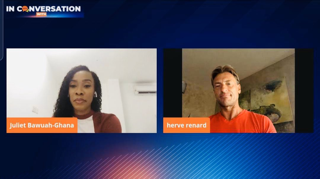 It was good having you all on todays #InConversationWith live stream with @Herve_Renard_HR. Your contributions were useful. We do this again next weekend.