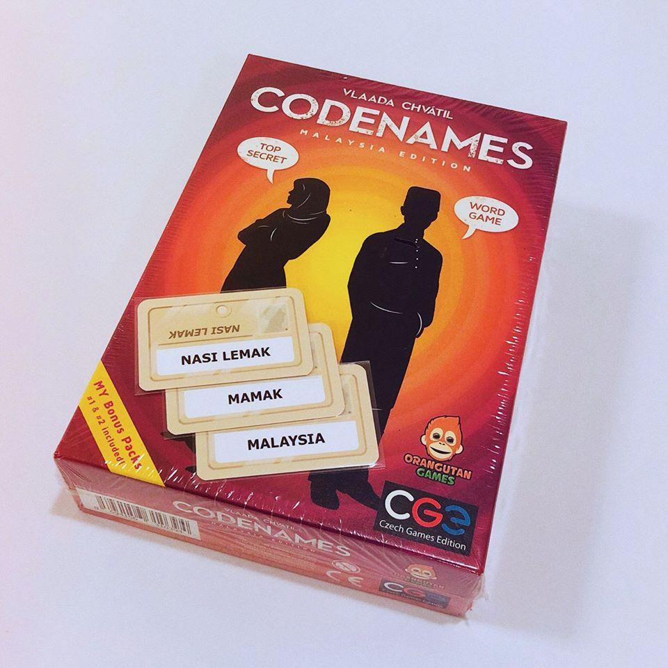 Sex codenames