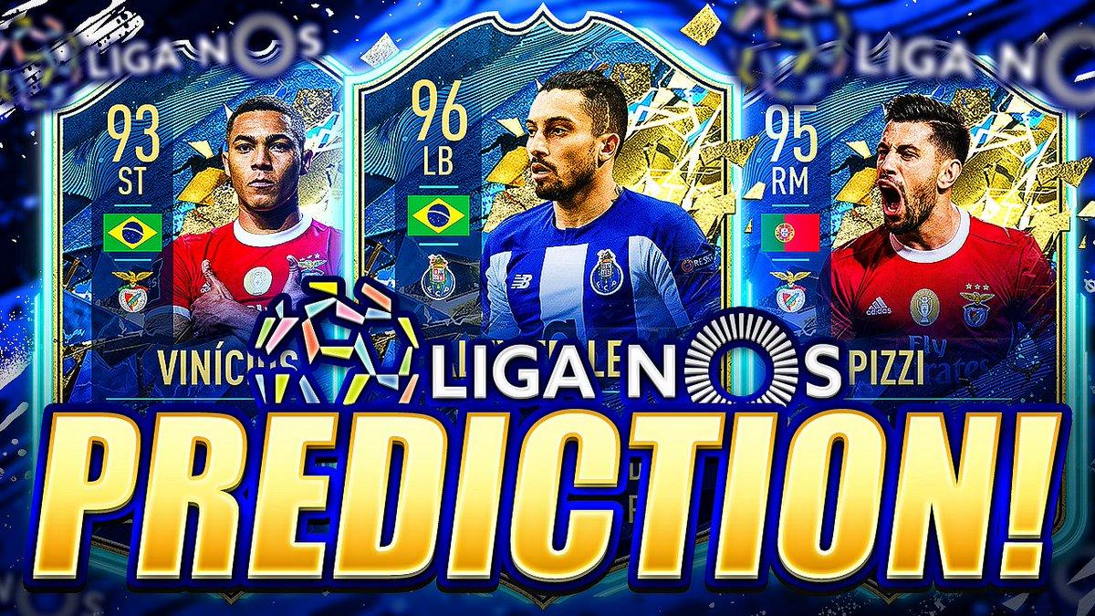 Fut Mentor On Twitter Tots Liga Nos Coming Predictions Fifa 20 Https T Co Evyq0gfeyt