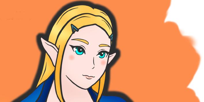 118- [Girl of the Month] BotW Zelda  #Nintendo #BotW #Zelda #PrincessZelda #Fanart #Drawing #Blonde #TloZ #Long_Hair #ゼルダpic.twitter.com/OOvceUPB5o