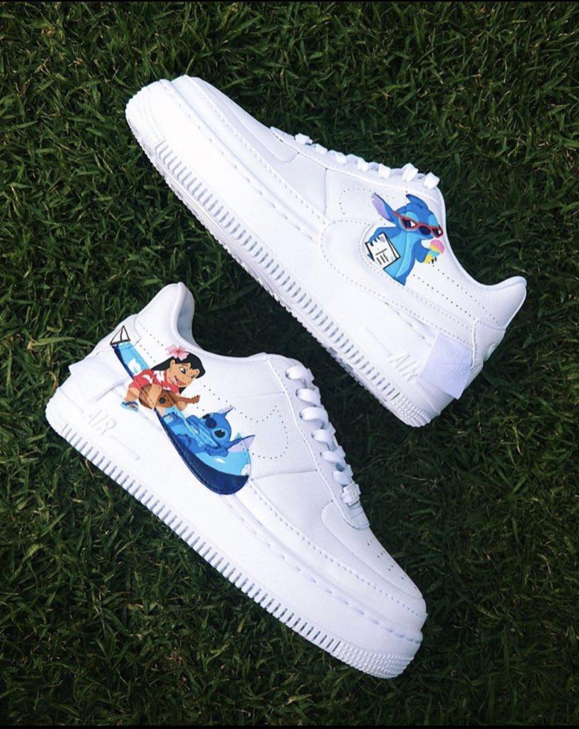air force 1 stitch