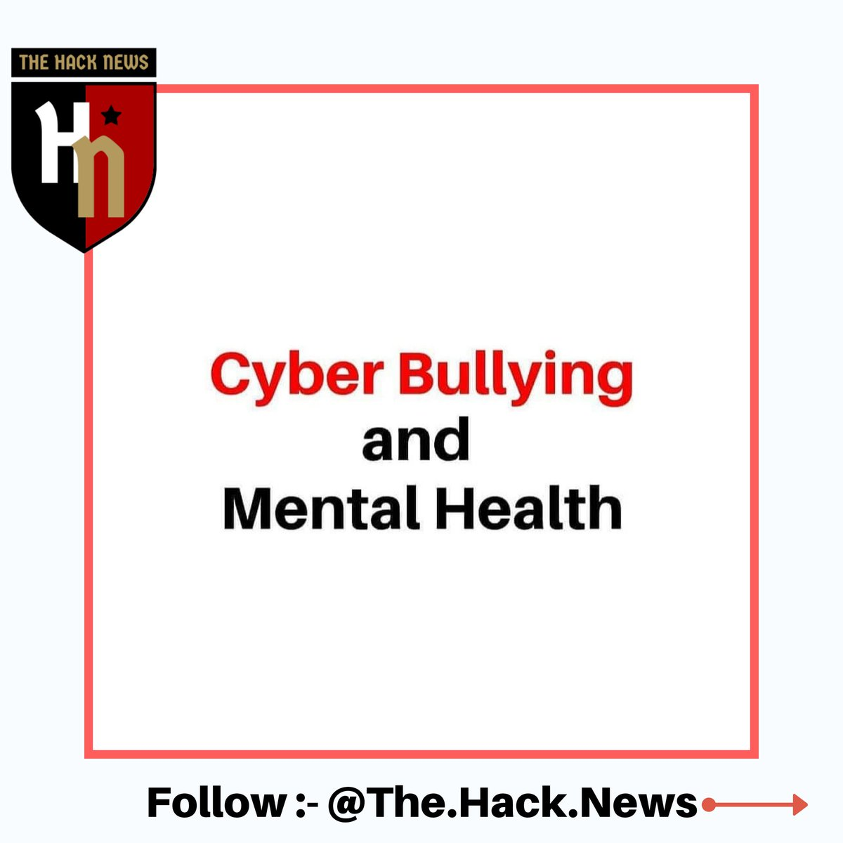 Cyber Bullying & Mental Health  Tags  #cyberbulling #bookstagramcanada #lgbtqbooks #bookishthings #youngadultbooks #kindleunlimited #booksofinsta #cybercorner #cybersecurity #cyber #bullingershepherds #bullingles #bulling #woocommerce #cybervibe #codinglife #marketingplan #hackerpic.twitter.com/6la2dJ7IJF