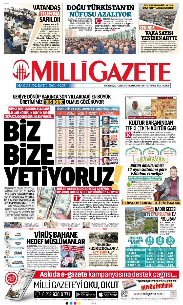 Millî Gazete (@milligazetecom)   Twitter