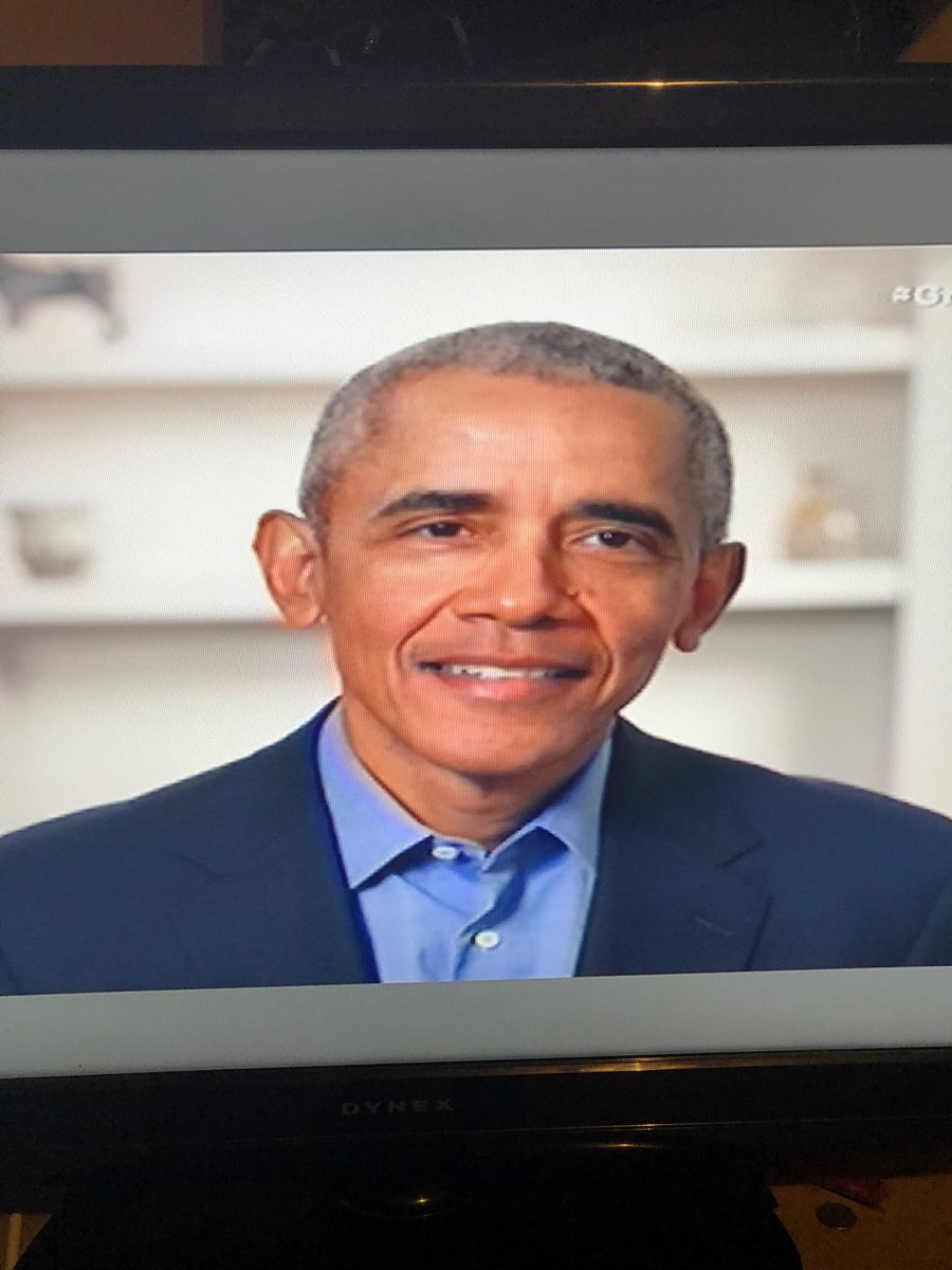This is just what my soul needed.  #ObamaCommencement2020  #44ever <br>http://pic.twitter.com/Efp7tXwhWl