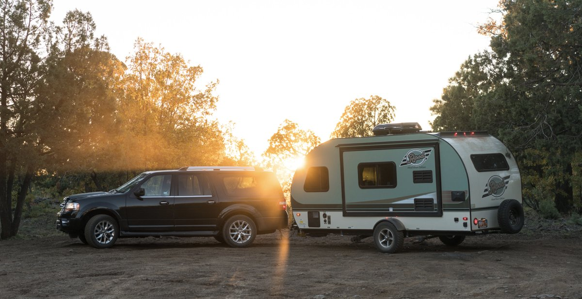 Sunsets are good for the soul. Everywhere, every time. #GoRVing