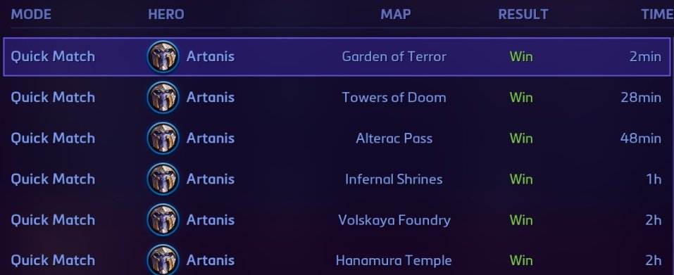 Played some Heroes for the first time in a few months, pretty nice night of games, all things considered: