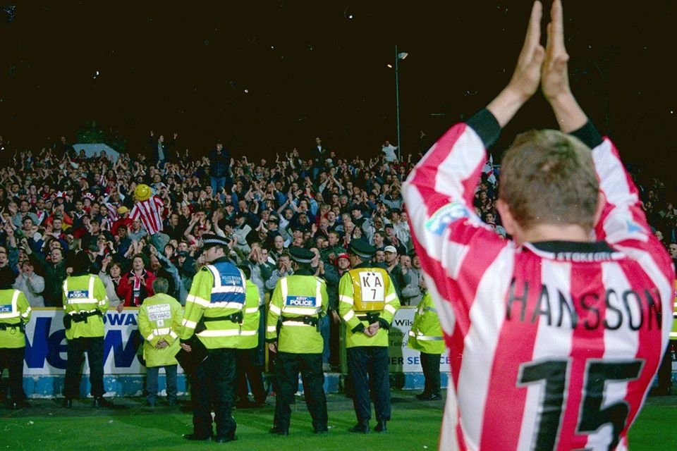 ON THIS DAY 2000: Stoke City at Gillingham #SCFC #STOKECITY