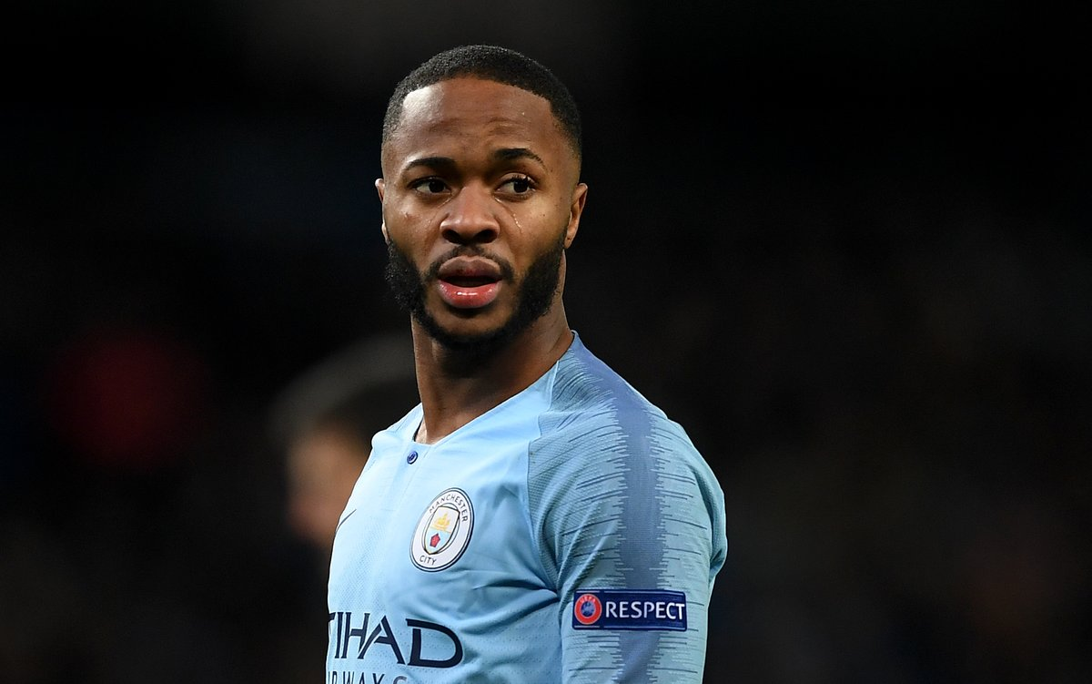 "Raheem Sterling on abuse:  ""I feel I can take a lot. I can receive criticism, take it, and handle it well. I kind of thrive off stuff like this - not racism, but criticism and negative stuff. I always try and take a negative and turn it into a positive...""  #MCFC 