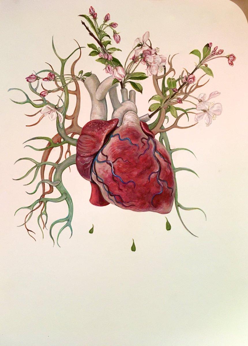 From the 'anatomy of hope' series - Trinity HUB residency, Spring 2020.