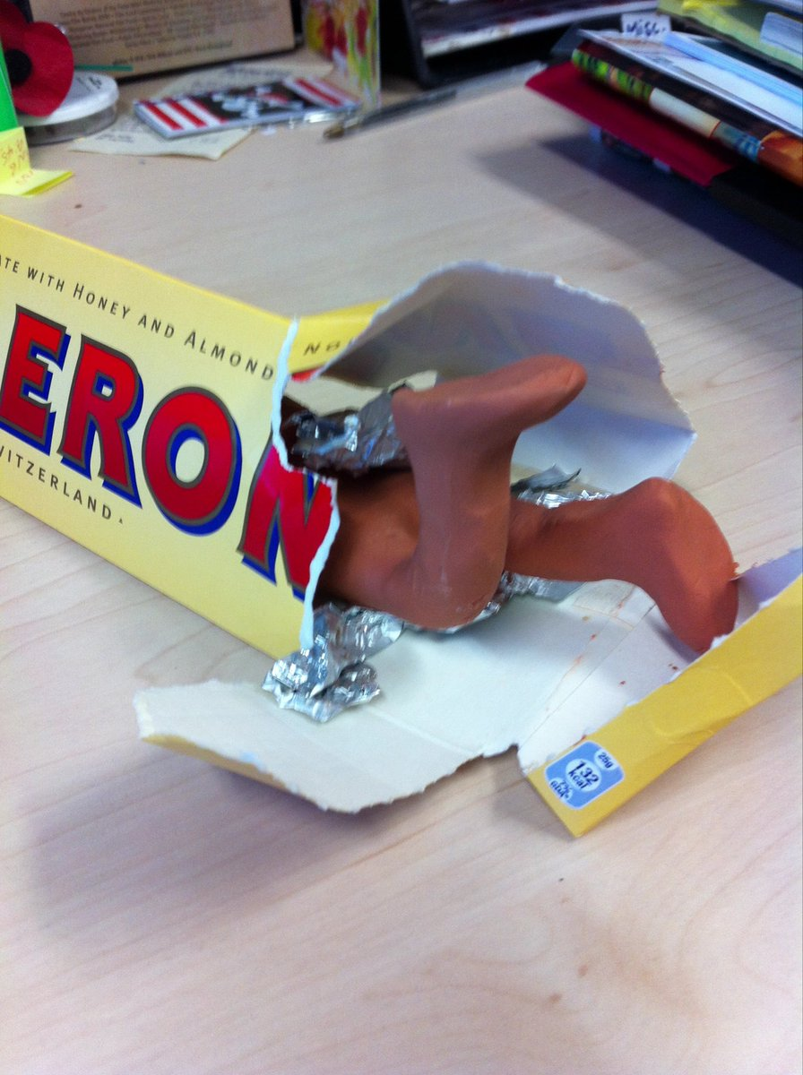 Temptations of Lockdown with @AmazingMorph @aardman #Lockdown