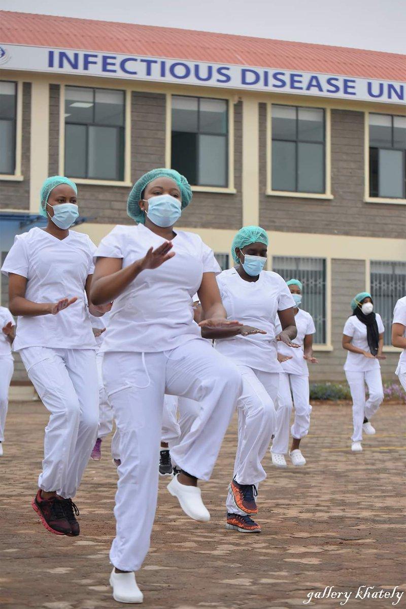 gallerymichaelkhateli.blogspot.com/?m=1 Covid-19 Front line heroes #Nurses @PhilipOgola