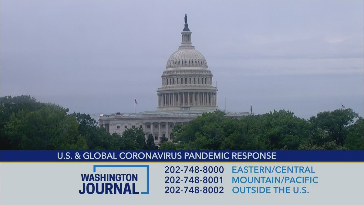 For the first two hours well be interviewing correspondents around the world about the coronavirus pandemic response. Tell us your thoughts about the response in the U.S. & globally Dial in now! cs.pn/2ZaZwgB