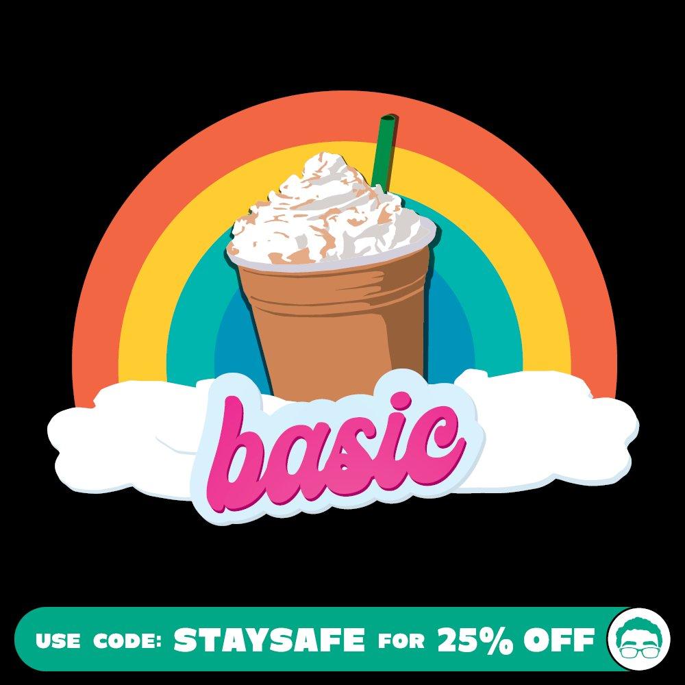 Face it. You're basic. 🙃  👉 Buy here:   #basic #basicwhitegirl #basicbitch #basicstyle #basicdaily #pumpkin #pumpkinspice #pumpkinspicelatte #frap #frappe #spice #savage #yeet  #vscogirl #sksksk #yoga #yogapants #totes #triggered